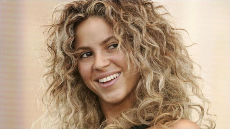 Shakira possède des origines orientales.