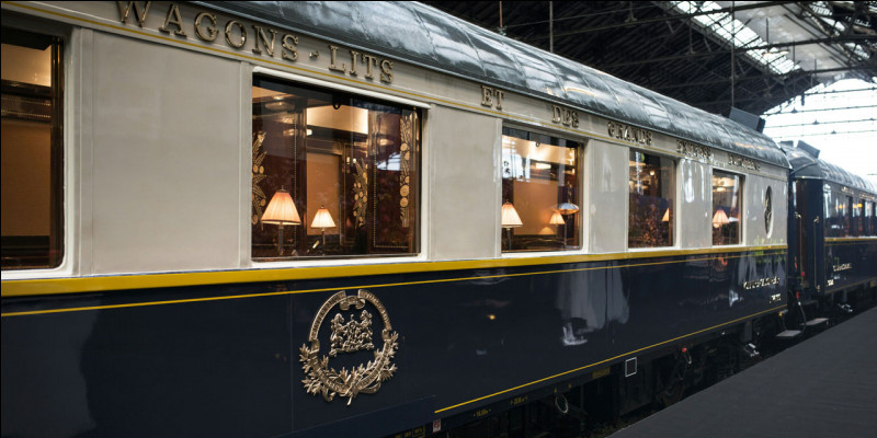 Nous sommes le 5 juin 1883, le jour du lancement de l'Orient-Express. Vous êtes prêt à monter à bord d'un...