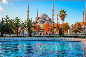 Cochez le pays d'Istanbul !