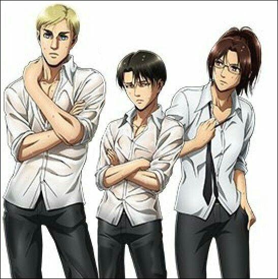 Qui est ce trio ?