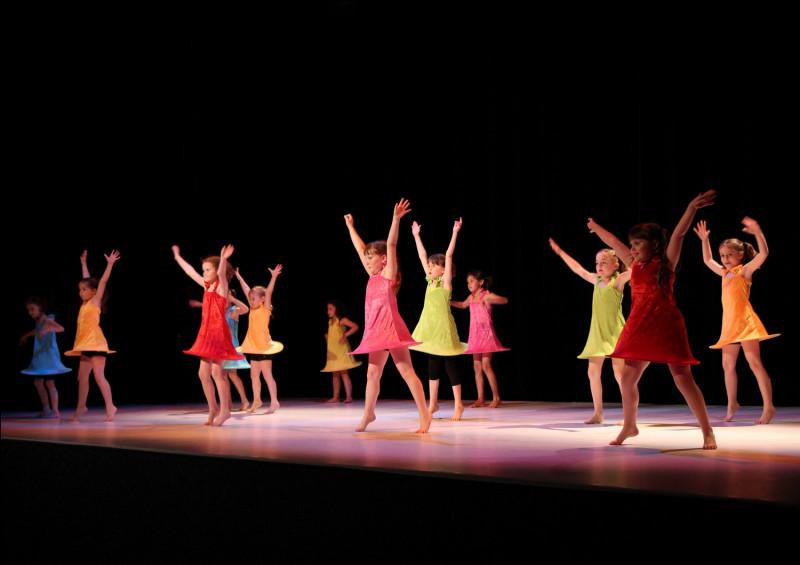 Pour quoi cette danse pratiquée par les femmes est-elle faite ?
