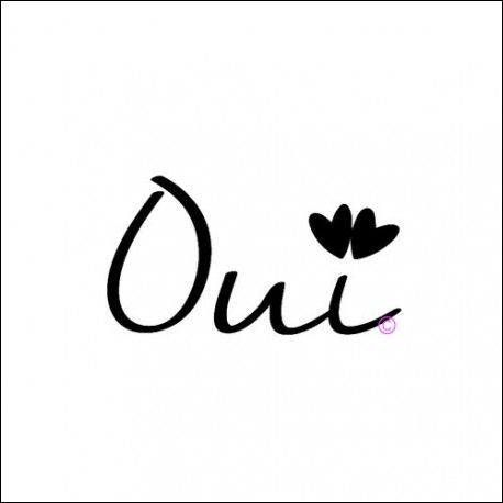"Comment dit-on ""oui"" ?"