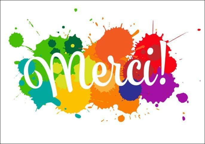 "Comment dit-on ""merci"" ?"