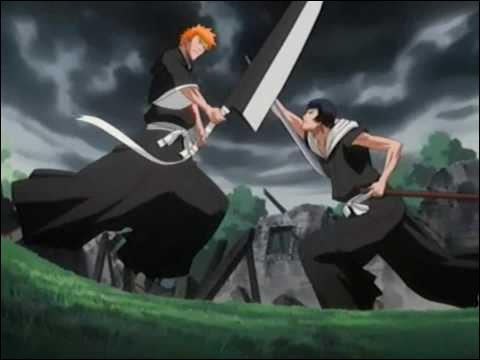 Quel est ce personnage qui se bat contre Ichigo ?