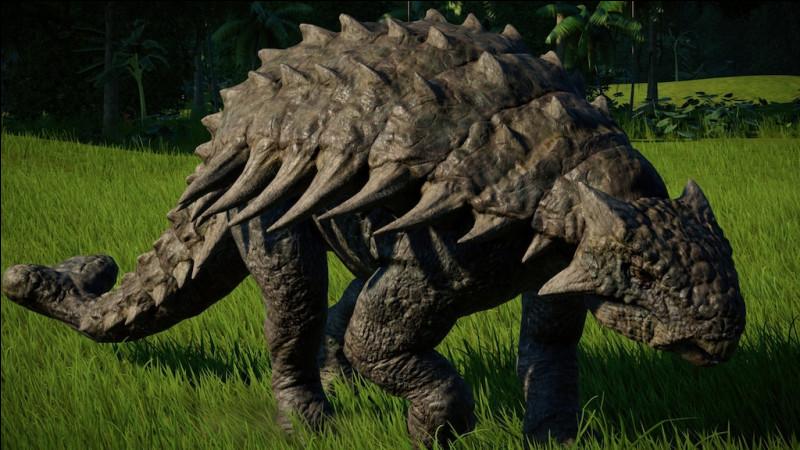 L'Ankylosaurus, lui, appartenait à une des familles de dinosaures les plus protégées et invulnérables. Cette famille est comprise dans le groupe Ornithischien des :