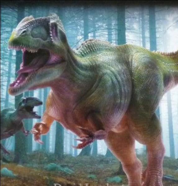 Ce grand prédateur du Crétacé d'Amérique du Sud rivalisait par sa taille et sa force avec le Tyrannosaurus. C'est le :