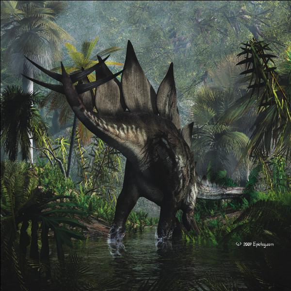Quel est ce fameux dinosaure végétarien ?