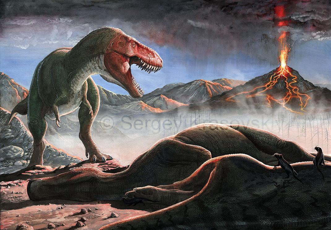 Les records des dinosaures