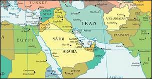 Lesquels de ces pays s'opposent dans une guerre entre 1980 et 1988 ?