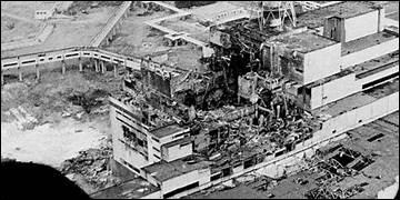 Europe de l'Est - En quelle année la catastrophe de Tchernobyl s'est-elle déroulée ?