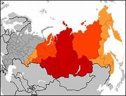 Asie du Nord - Qu'est-ce que la Sibérie ?