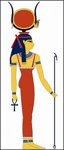 A quel sexe est associée la déesse Hathor ?