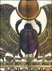 Quel astre la divinité Khepri représente-t-elle ?
