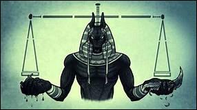 De quoi Anubis est-il le dieu ?