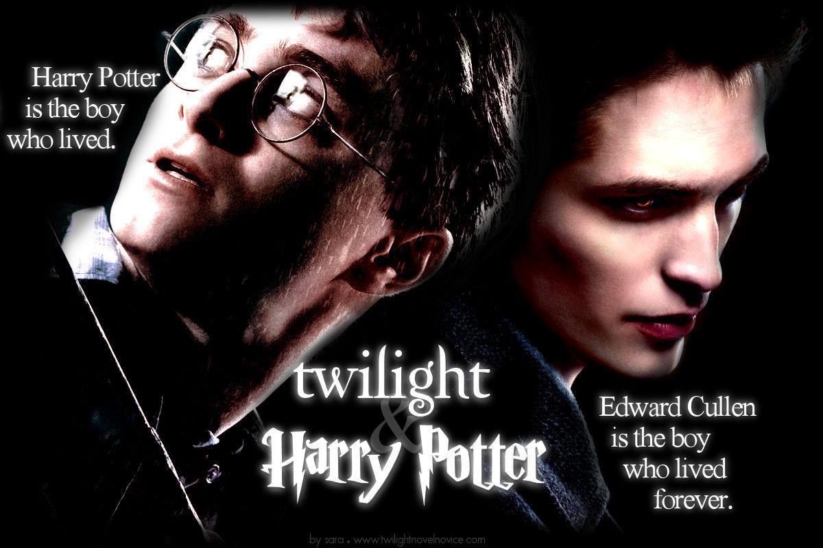 Harry Potter ou Edward Cullen ?