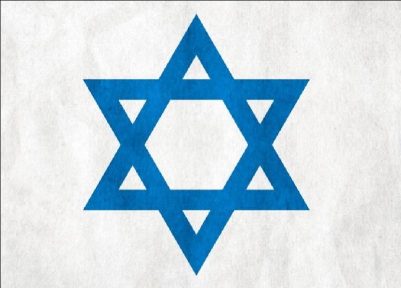 Quel est le nom de cette étoile, symbole du judaïsme ?