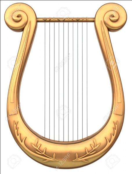 Son symbole principal est la lyre.