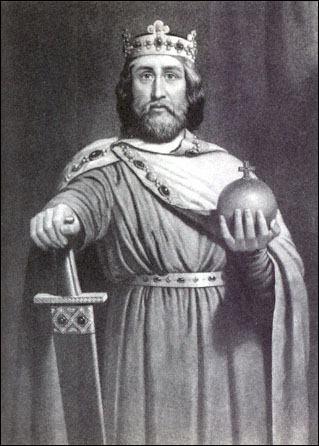 Qui est ce roi de France ? Pour rigoler un peu !