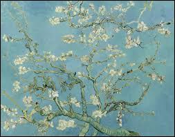 """À qui doit-on """"Branches d'amandier en fleurs"""" ?"""