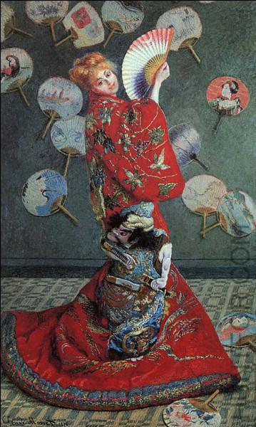 Le Japonisme dans l'art