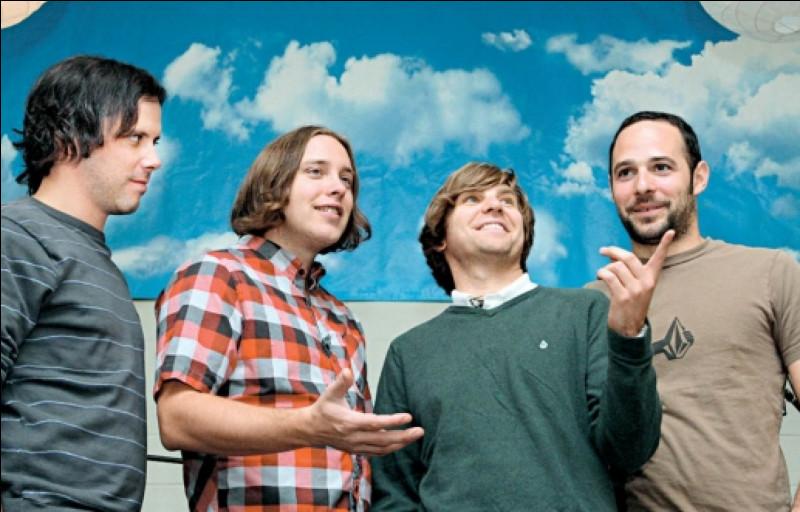 Comment s'appelle ce groupe de musique ?