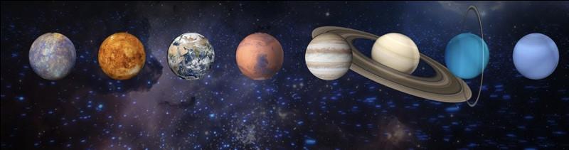 Quelle est la plus petite planète de notre Système solaire ?