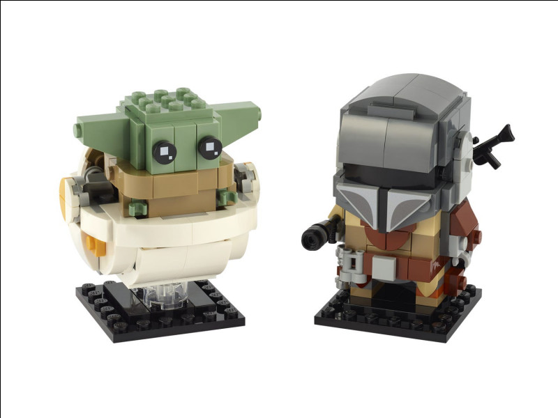 Il sauve un enfant de la même espèce que maître Yoda, trouve son nom, et que la force soit avec toi !