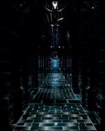Dans quelle allée de la salle des prophéties se trouve celle concernant Harry Potter et Lord Voldemort ?