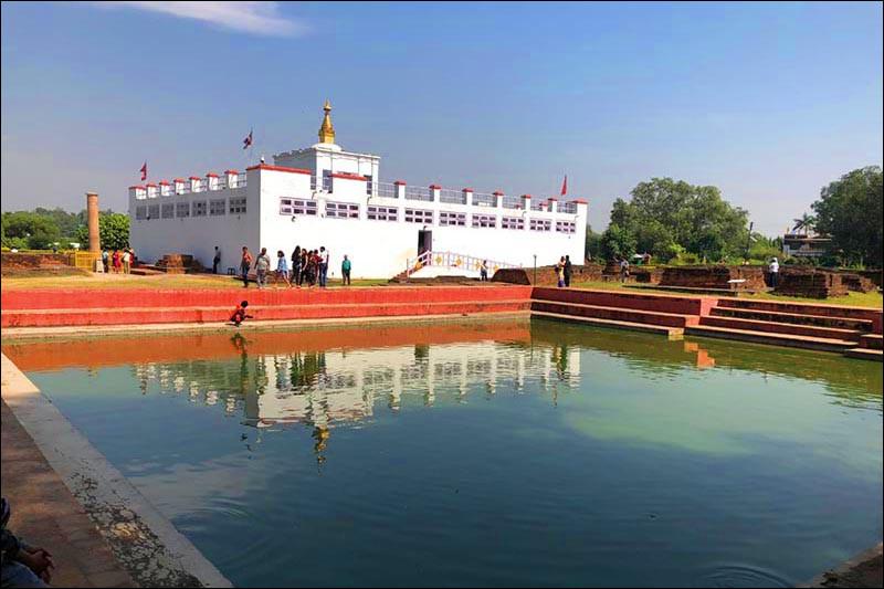Mais comment donc s'appelle ce lieu népalais, célèbre pour être le lieu de naissance de Bouddha ?