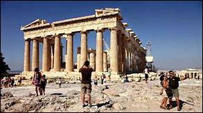 L'Acropole se situe à Rome, en Italie.