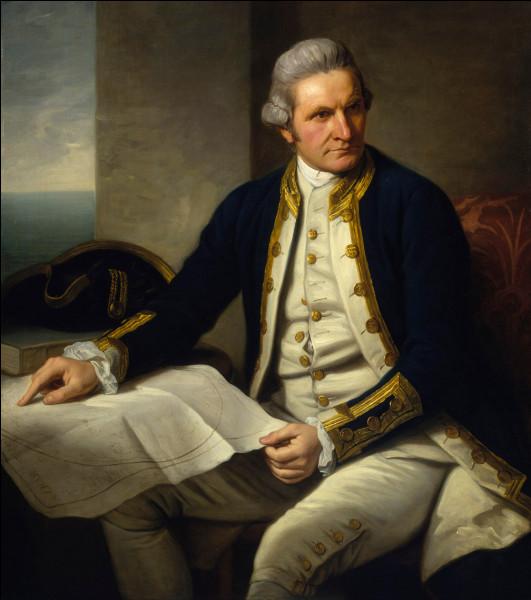 Ce navigateur, explorateur et cartographe britannique du XVIIIe siècle, célèbre pour ses trois voyages dans l'océan Pacifique se prénomme ...