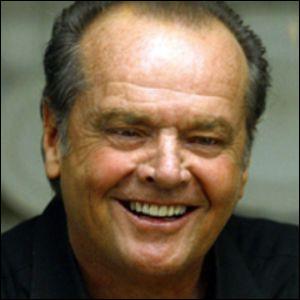 """Cet acteur américain, connu pour ses rôles dans """"Chinatown"""", """"Vol au-dessus d'un nid de coucou"""", """"Batman"""", """"Les Infiltrés"""", """"Shining"""", se prénomme ..."""