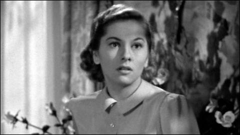 """Cette actrice, connue pour ses rôles dans """"Rebecca"""" et """"Soupçons"""" d'Alfred Hitchcock, se prénomme ..."""