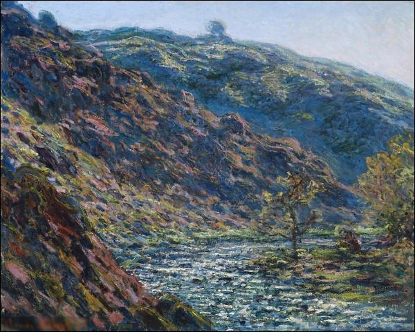 """""""La rivière de la petite Creuse"""" est un tableau de quel impressionniste ?"""