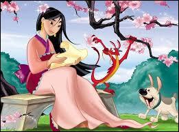 Quel est le nom de famille de Mulan ?