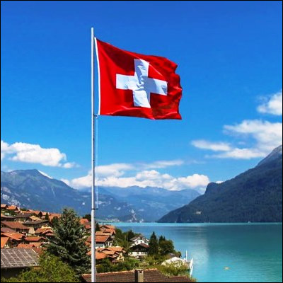 Quelle arme apparaît sur le label garantissant un produit ou un service suisse de qualité ?