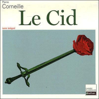 Quel comédien fut enterré dans le costume du Cid, son rôle fétiche au théâtre ?
