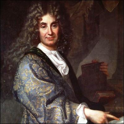 """Quel poète français du XVIIe siècle est l'auteur de fameuses """"Satires"""" ?"""