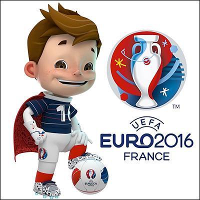 Comment s'appelait la mascotte de l'Euro 2016 ?