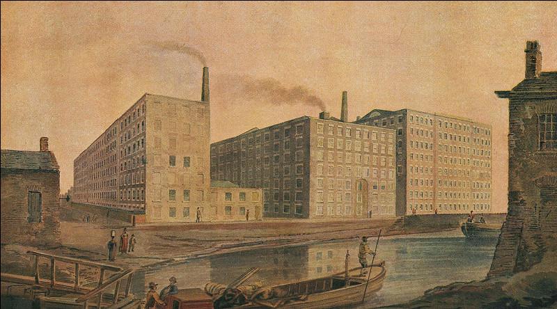 Pendant la révolution industrielle, le prolétariat est une classe aisée de bourgeois.