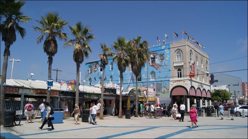 Venice Beach est une plage située à Venise en Italie.