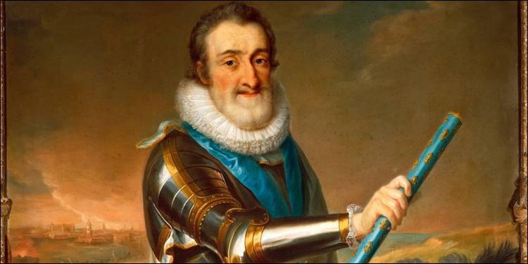 L'histoire nous a démontré que si Henri IV conseillait la poule au pot aux Français, la poule l'intéressait davantage que le pot, quel était le nom de la jeune maîtresse d'Henri IV ?