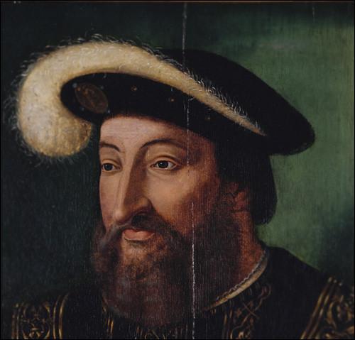 Le bon roi François 1er ne fit pas exception à la règle, il ne chassait pas qu'à Chambord, et les biches aux abois lui convenaient fort bien !
