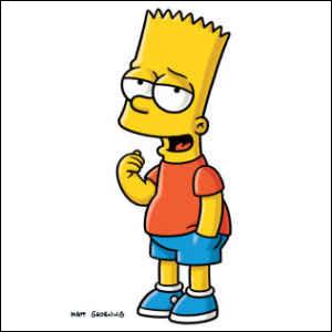 Comment s'appelle le fils d'Homer Simpson ?