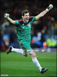 Qui était le capitaine de la sélection espagnole ?