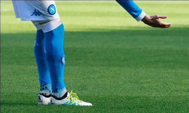 Quel joueur détient le record du plus grand nombre de matchs joués avec Naples ?
