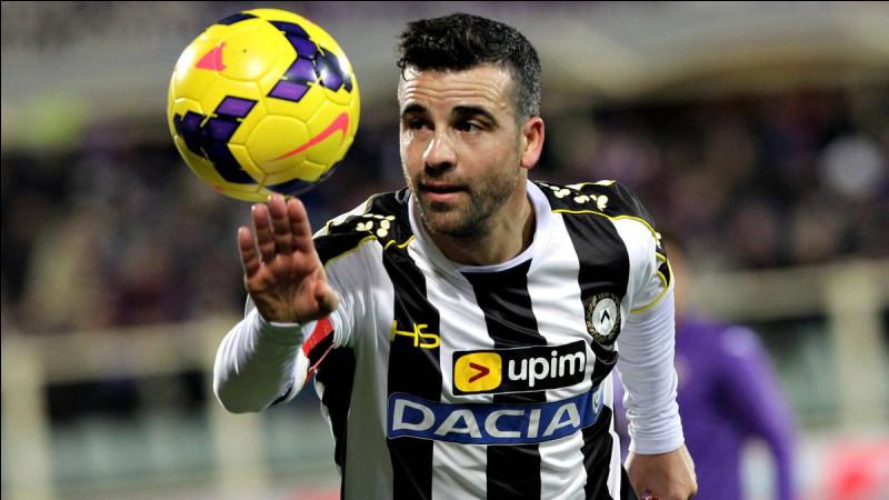 Qui est cet ancien joueur de Serie A ?