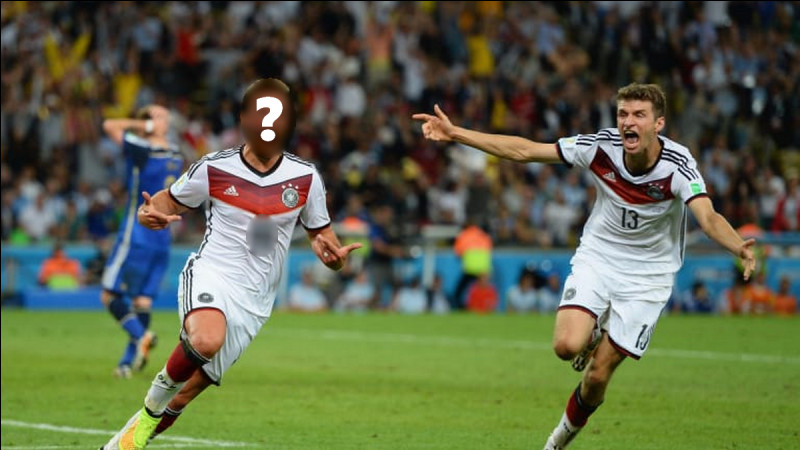 Quel joueur a inscrit le but allemand lors de la finale (Allemagne / Argentine) lors de la Coupe du monde 2014 ?
