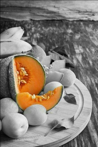 Nous allons manger nos premiers melons ! Comment les dégusterez-vous, si ce n'est pas au porto ?