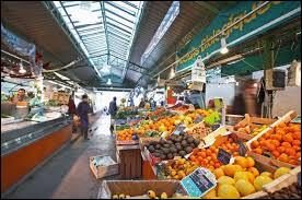 Quel est le plus vieux marché de Paris ?